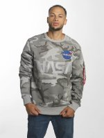 Alpha Industries Pullover NASA Reflective camouflage