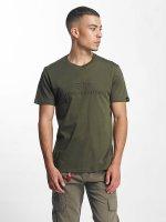 Alpha Industries T-Shirt 3D green
