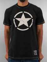 Alpha Industries T-Shirt Star schwarz