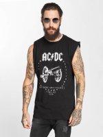 Amplified Débardeur ACDC For Those About The Rock Tour noir