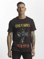 Amplified T-Shirt Guns & Roses Appetite For Destruction grau