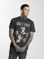 Amplified t-shirt Guns & Roses Axel Life Profile grijs