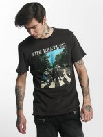 Amplified t-shirt The Beatles Abbey Road grijs