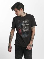 Amplified t-shirt Pink Floyd The Wall grijs