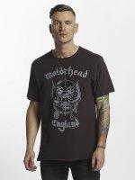 Amplified T-Shirt Motorhead gris