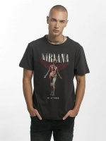 Amplified T-Shirt Nirvana In Utero gris