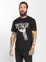 Amplified T-Shirt Devil Horns schwarz