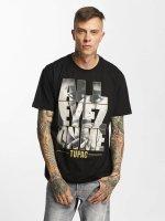 Amplified t-shirt Tupac - All Eyes On Me zwart