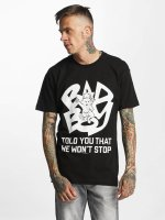 Amplified t-shirt Bad Boy - Told You That We Wont Stop zwart