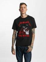 Amplified t-shirt Metallica Kill Em All zwart