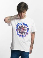 Amplified T-shirts Red Hot Chili Peppers Freaky Styley hvid