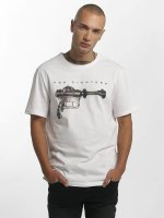 Amplified T-shirts Foo Fighters Ray Gun hvid