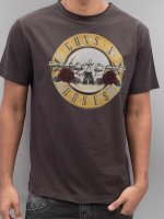 Amplified T-Shirty Guns & Roses Drum szary