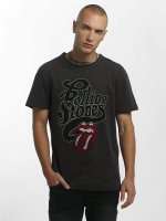 Amplified T-Shirty The Rolling Stones Licked szary