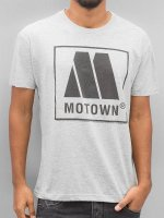 Amplified T-skjorter Motown Logo grå