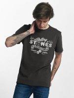 Amplified T-skjorter The Rolling Stones Tumbling Dice grå