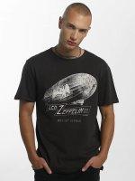 Amplified T-skjorter Led Zeppelin Dazed 6 Confused grå