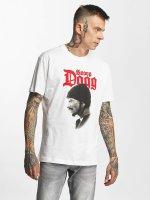 Amplified T-skjorter Snoop Dogg - Profile hvit