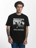 Amplified T-skjorter Beastie Boys Check Your Head svart