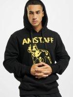 Amstaff Hoodie Logo black