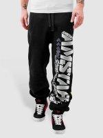 Amstaff joggingbroek Dasher zwart
