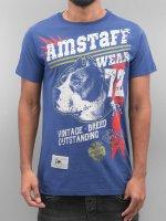 Amstaff T-Shirt Lomex bleu