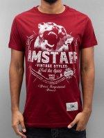Amstaff t-shirt Neres rood