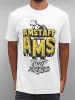 Amstaff t-shirt Harson wit