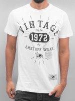 Amstaff t-shirt Vintage wit