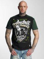 Amstaff t-shirt Lizard zwart