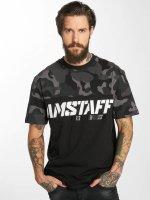 Amstaff t-shirt Fargos zwart