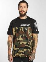 Amstaff t-shirt Cenzo zwart