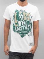 Amstaff T-Shirty Kito bialy