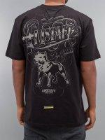 Amstaff T-Shirty Marev czarny