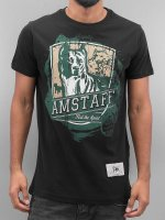 Amstaff T-Shirty Kito czarny