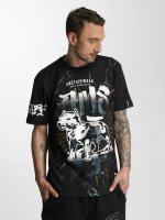 Amstaff T-Shirty Unchained 2 czarny