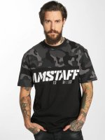 Amstaff T-Shirty Fargos czarny