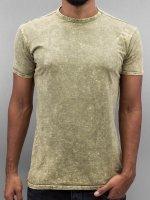 Amsterdenim t-shirt Jaap groen