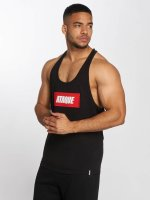 Ataque Tank Tops Mataro black