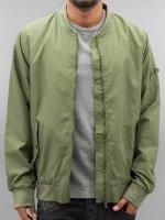 Authentic Style Bomberová bunda Thin olivová