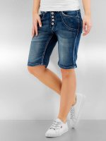 Authentic Style Shorts Panna blau