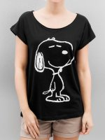 Authentic Style T-Shirt Sublevel Peanuts black