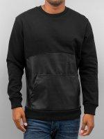 Bangastic Пуловер PU Leather черный