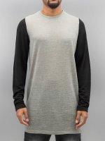 Bangastic Camiseta de manga larga Boshes gris