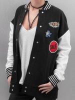 Bangastic College Jacket Laili black