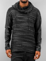 Bangastic Hoodies Rollneck sort