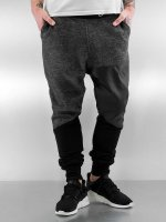 Bangastic joggingbroek Knit grijs