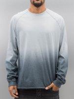 Bangastic Maglietta a manica lunga AE189 blu
