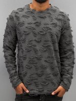 Bangastic Pullover Hakeem grau