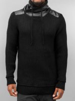 Bangastic Pullover Knitted schwarz